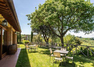 Esterno Al47 Food&Wine - Il Torrino Country Resort