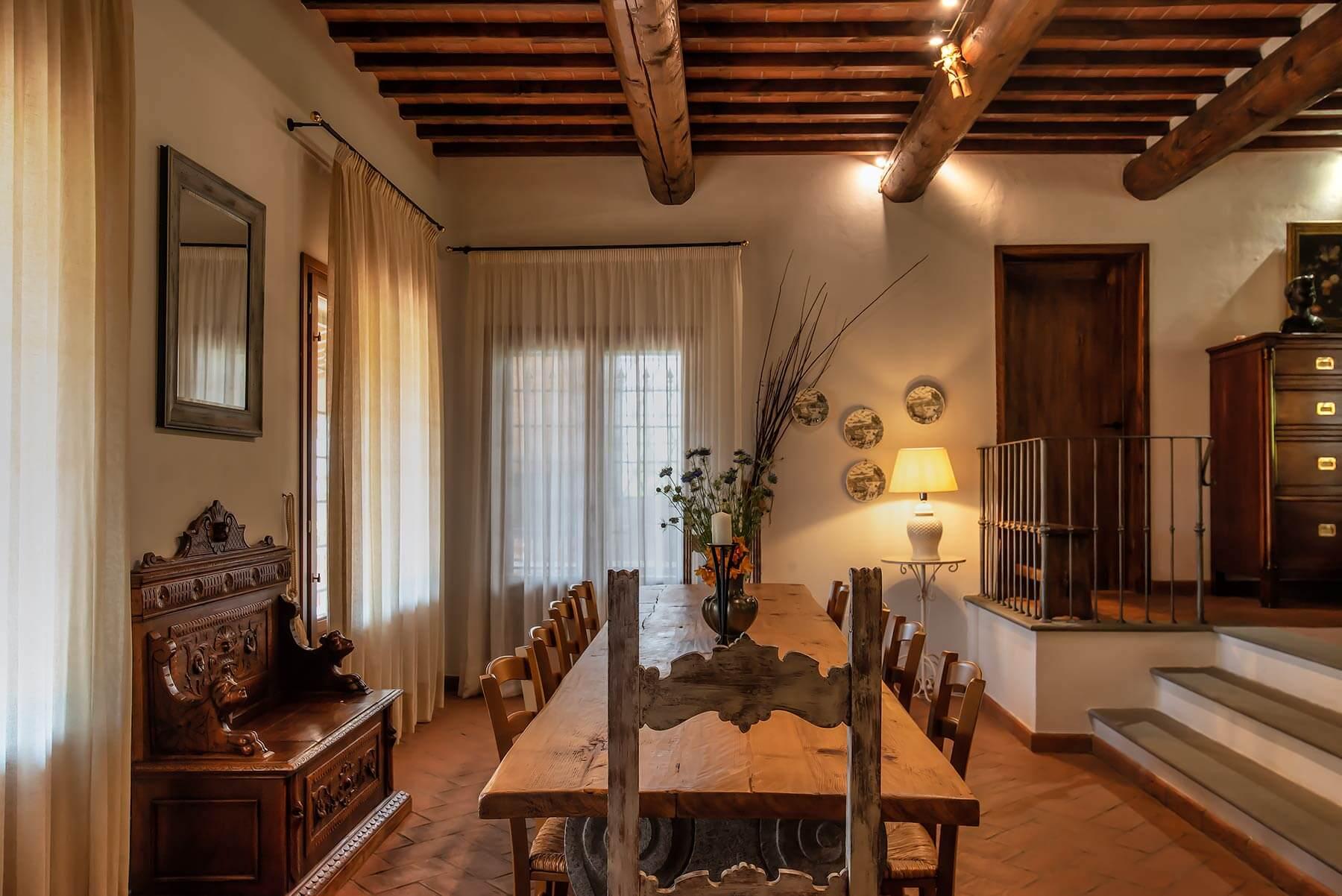 Living di Villa Lionella - Torrino Country Resort