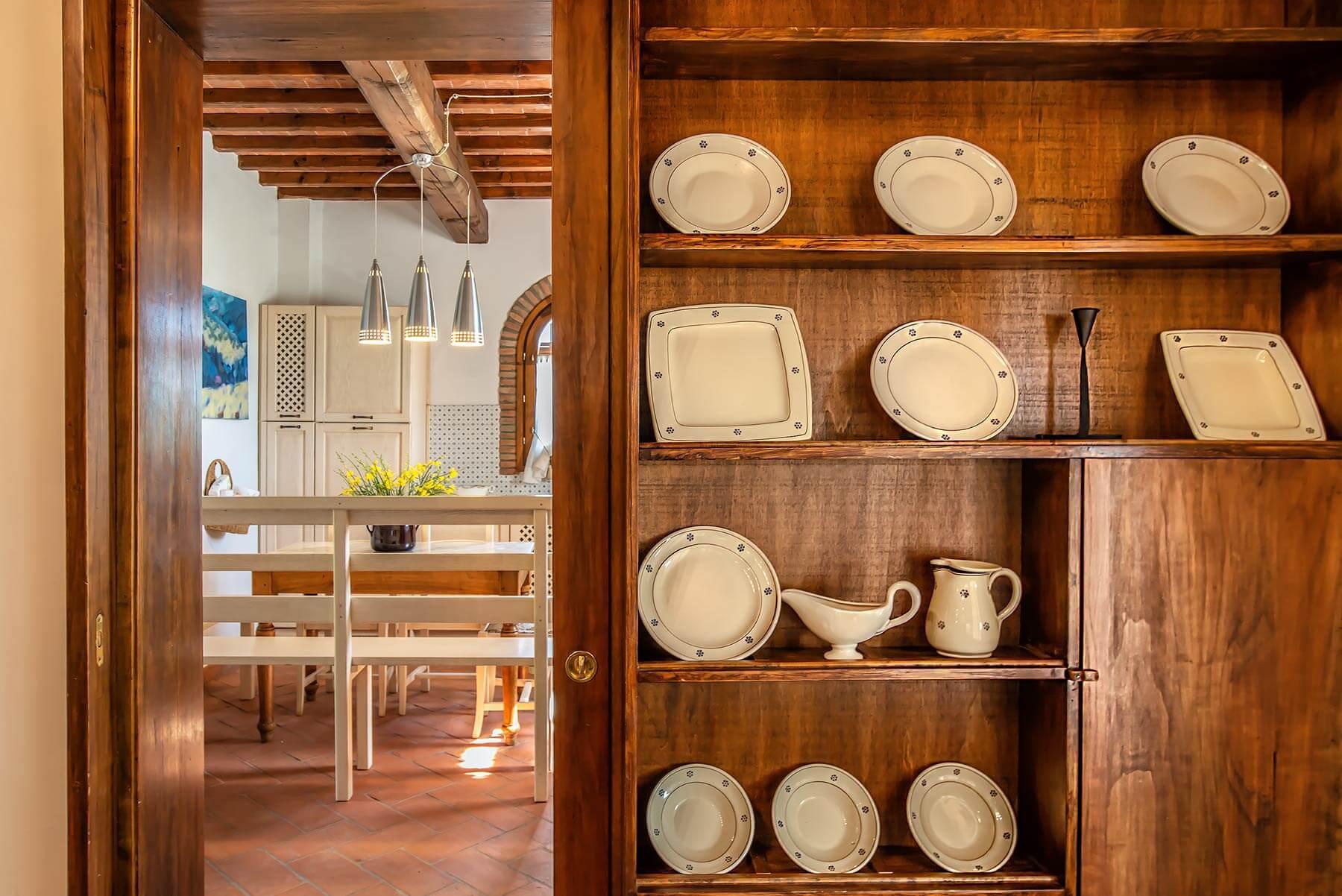 Dettagli e Cucina Villa Lionella - Torrino Country Resort