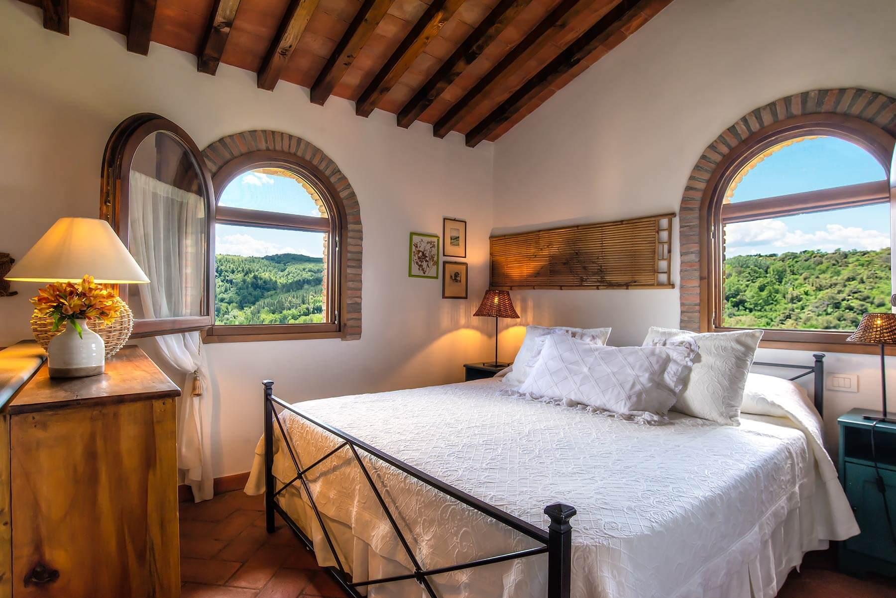 Camera singola Villa Lionella - Torrino Country Resort